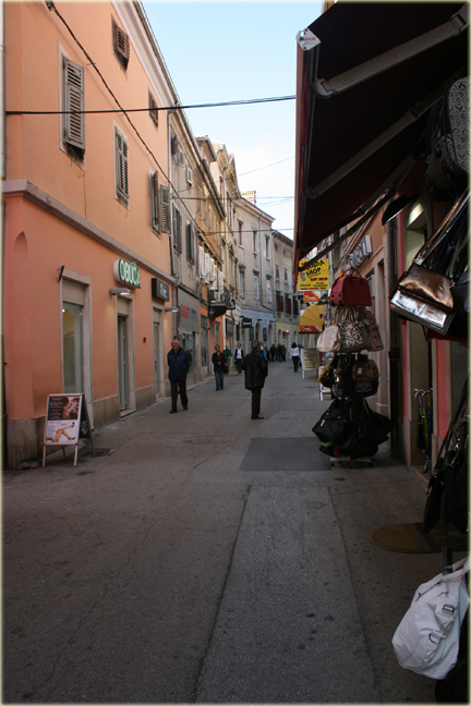 street oder road